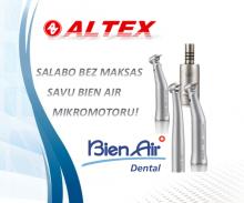 BIEN AIR uzgaļi, mikromotori