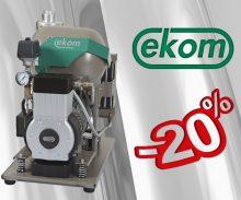 EKOM kompresori – 20%