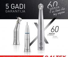 5 GADI GARANTIJA