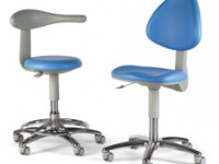 Doctor's and assistant's stools