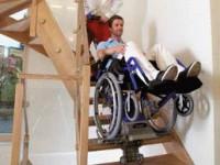 Ratiņkrēslu pacēlāji